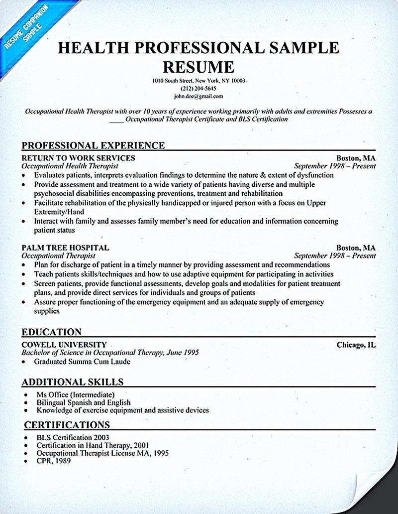 Entry Level Phlebotomist Resume Best Of Entry Level Phlebotomy Resume Phlebotomy Resume Includes Skills Experience Educational