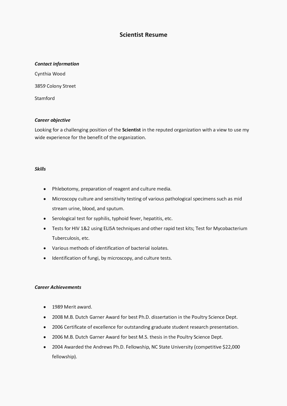 Entry Level Phlebotomy Resume Best Of What Makes Phlebotomy