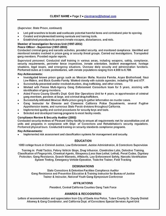 Entry Level Police Officer Resume Awesome Best 25 Police Officer Resume Ideas On Pinterest