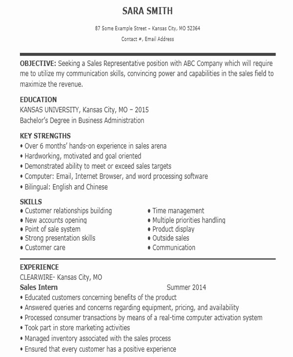 Entry Level Sales Resume Awesome 10 Sample Sales Job Resume Templates Pdf Doc