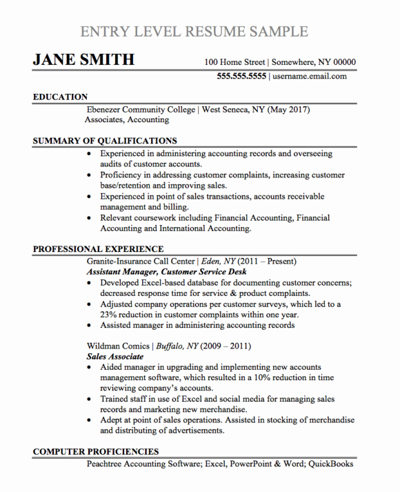 Entry Level social Work Resume Elegant Resume Samples and Templates
