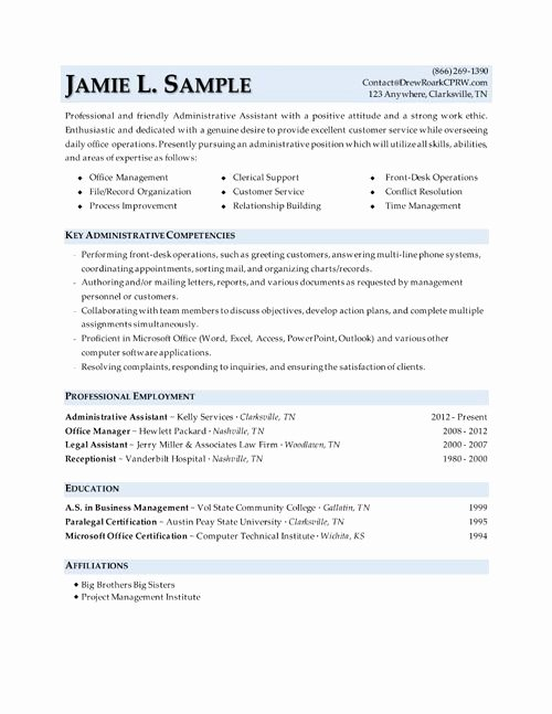 Entry Level social Work Resume Lovely This is A Really Nice Layout for An Entry Level Fice Admin Its Main Focus is On Skills and A