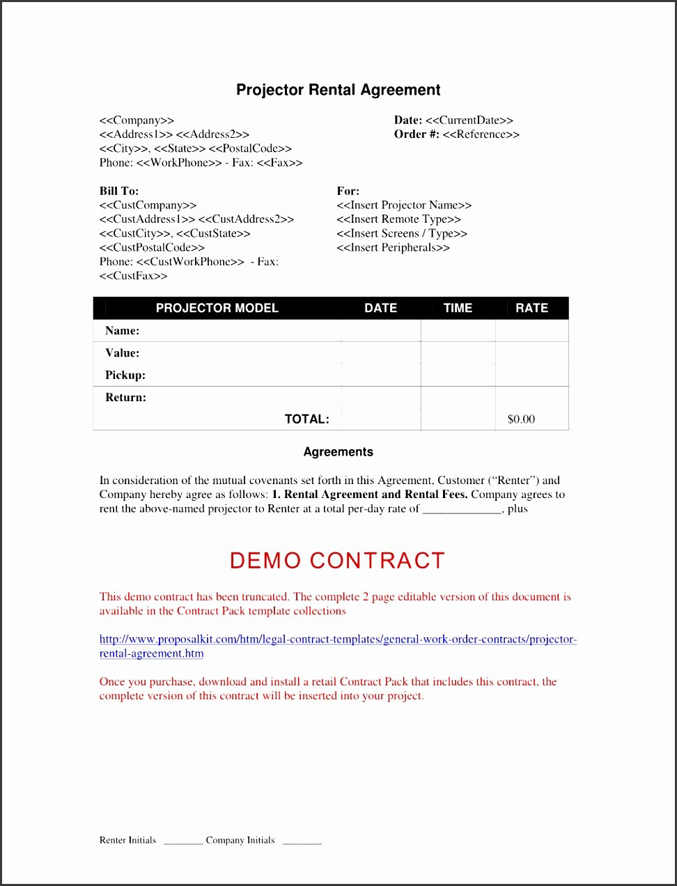 Equipment Loan Agreement Template Luxury 8 Equipment Rental Agreement form Template