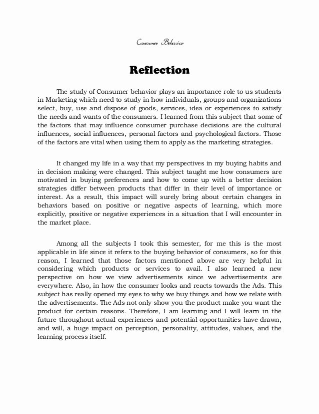 Essay On Leadership for Students New Reflection On Consumer Behavior Methods Of Research and