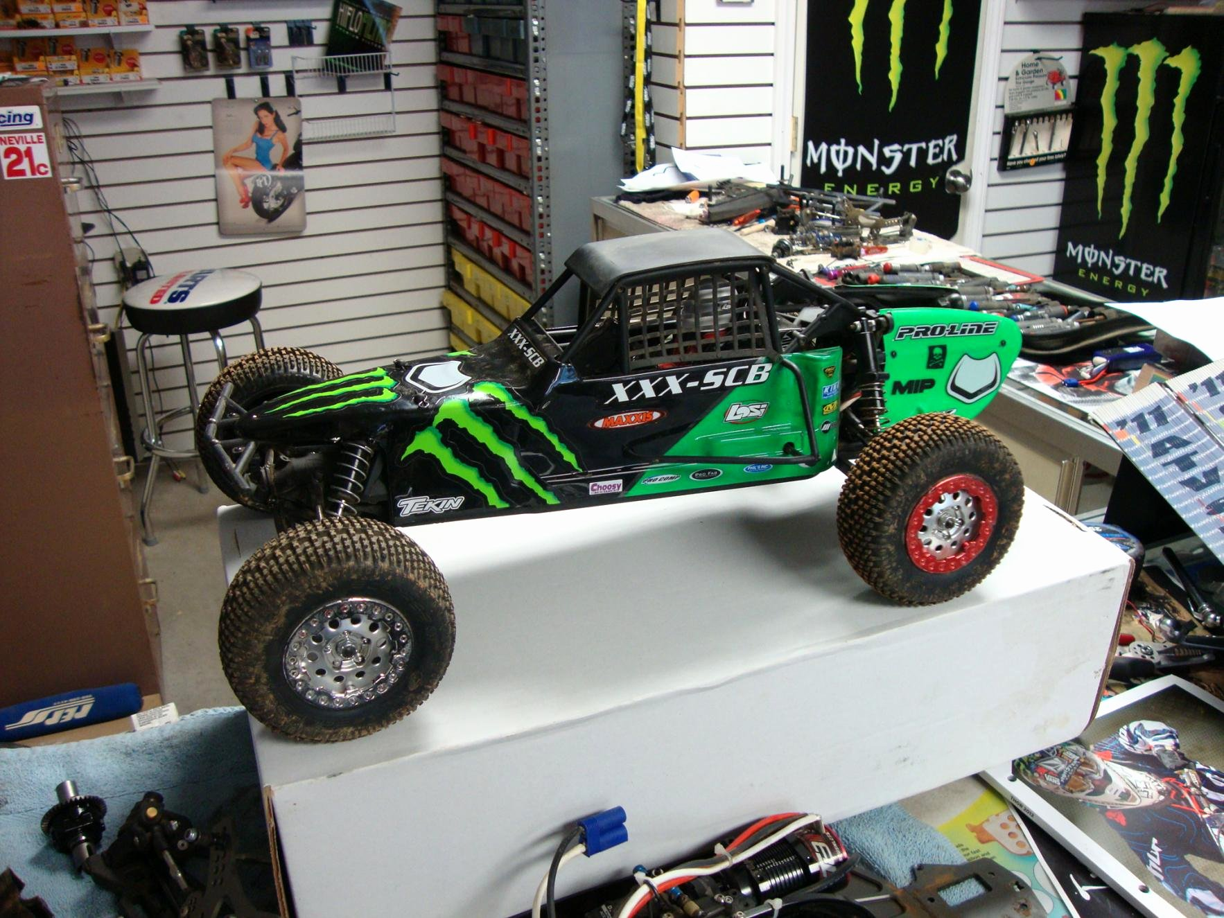 Even Trade Bill Of Sale Best Of Monster Energy Losi Scb R C Tech forums