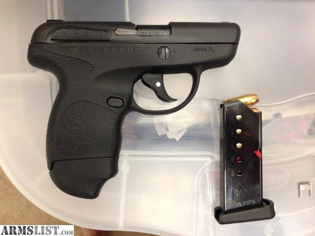 Even Trade Bill Of Sale Fresh Armslist for Sale Trade Taurus Spectrum 380 with Ammo