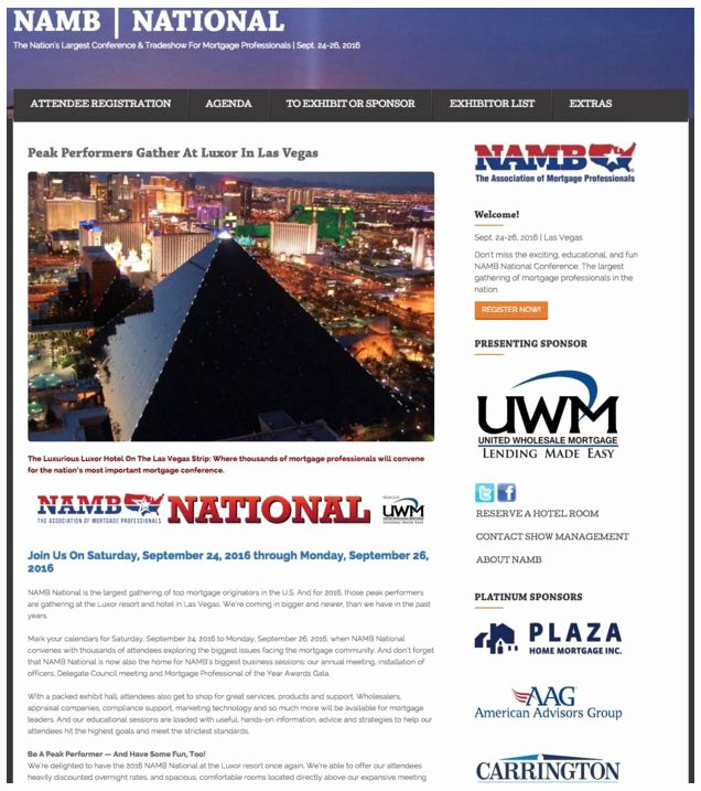 Event Registration Landing Page Awesome 2 event Landing Pages whose Superpower is Conversion