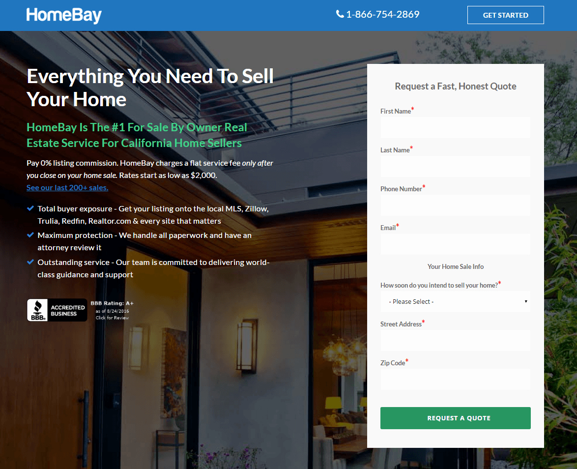 Event Registration Landing Page Luxury How to Create A Real Estate Landing Page to Convert More Leads Homespotter Blog