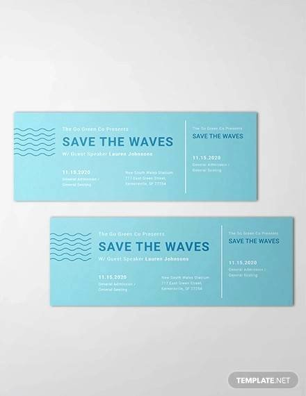 Event Ticket Template Photoshop Awesome Free 38 Sample Amazing event Ticket Templates In Illustrator Indesign Ms Word