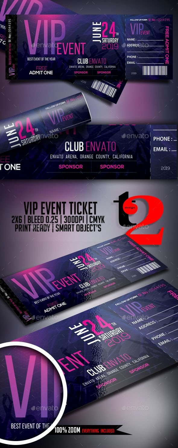 Event Ticket Template Photoshop Fresh Pin by Cool Design On Flyer Design