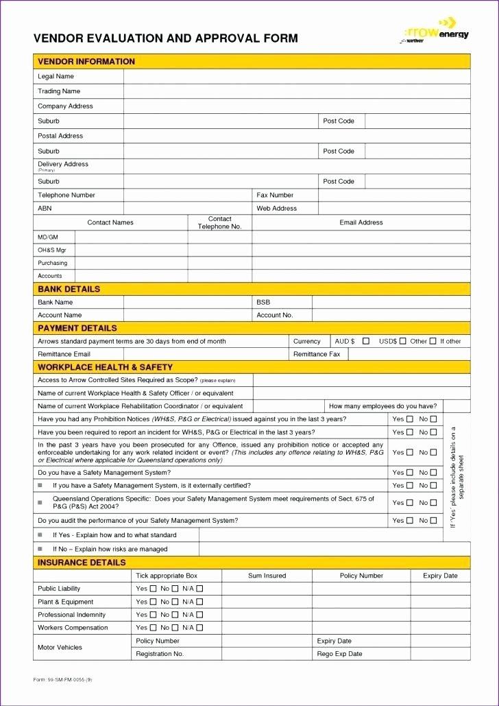 Event Vendor Registration form Beautiful Craft Vendor Application Template – Enersa