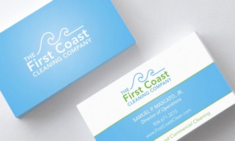 Examples Of Cleaning Business Cards Inspirational the First Coast Cleaning Pany Archives Doohickeycreative