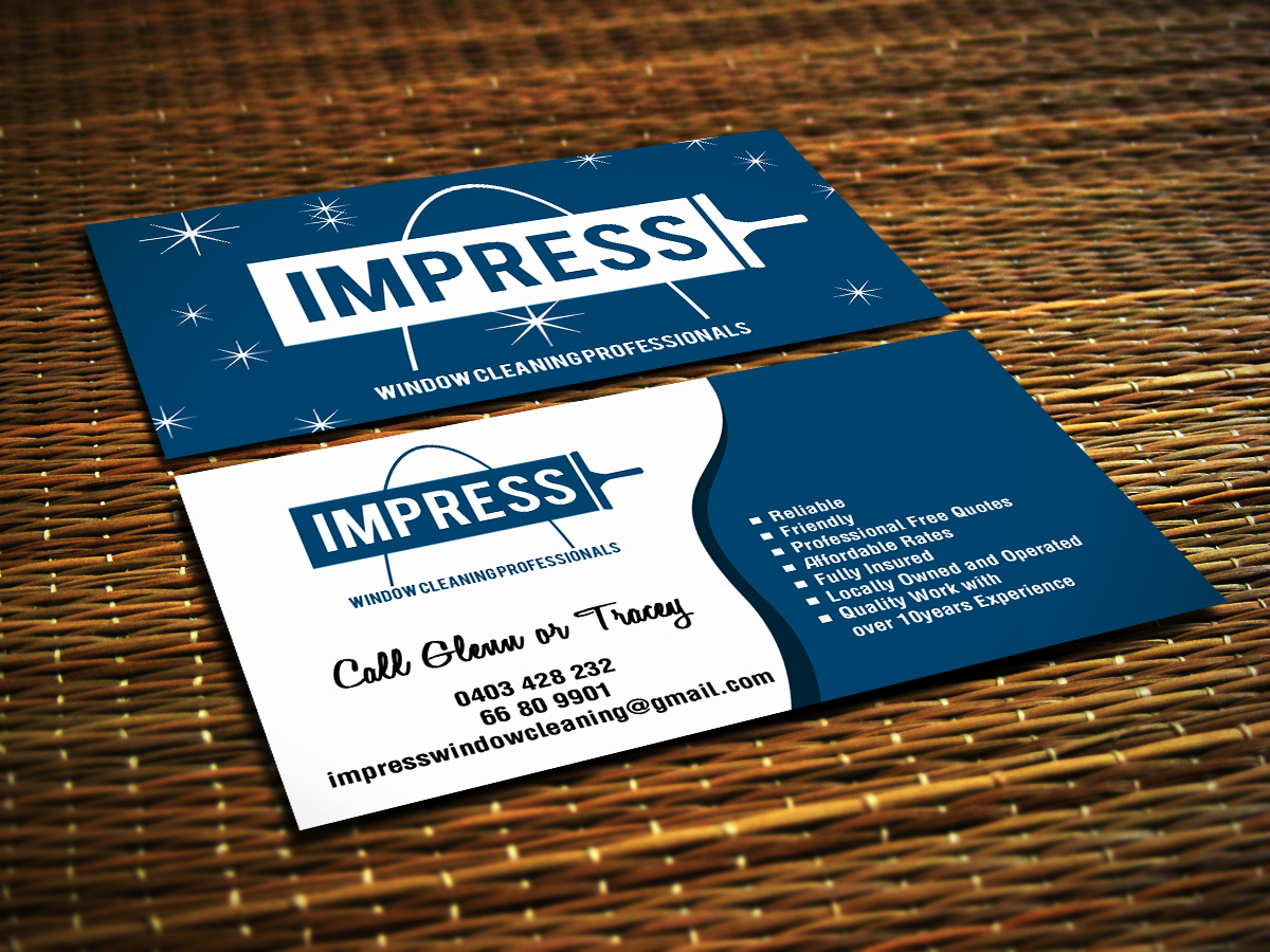 Examples Of Cleaning Business Cards Unique Cleaning Business Card Design Business Card