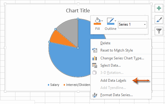 Excel Pie Chart Templates Beautiful How to Make A Monthly Bud Template In Excel