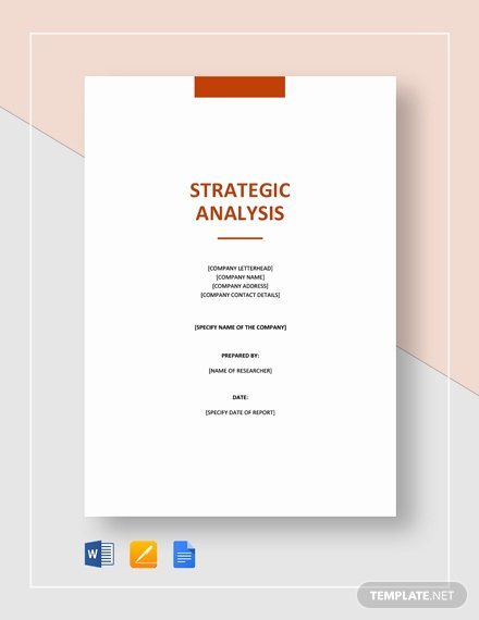 Failure Analysis Report Template Beautiful Failure Analysis Report Template Word Google Docs Apple Pages