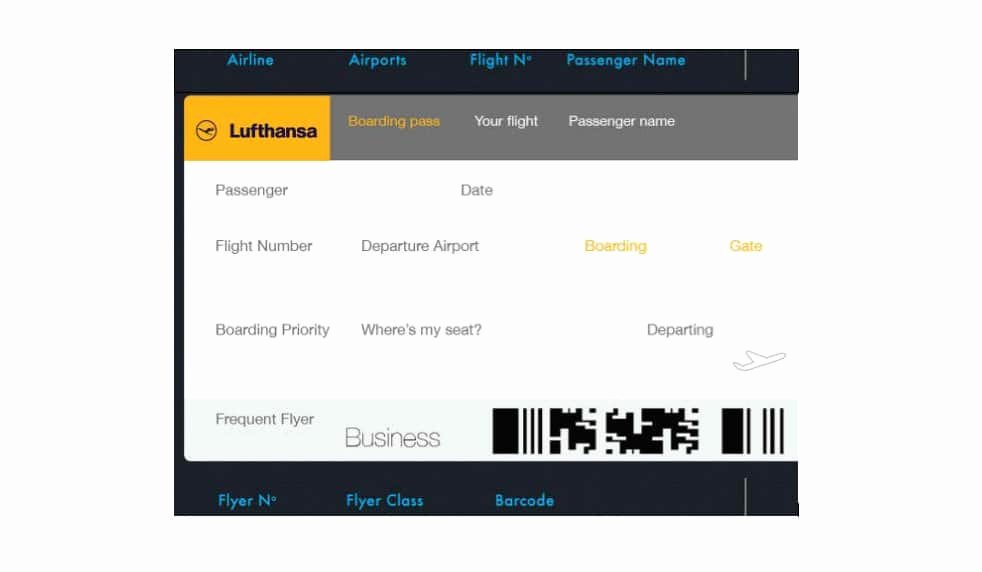 Fake Boarding Pass Template Awesome 16 Real & Fake Boarding Pass Templates Free Template Lab