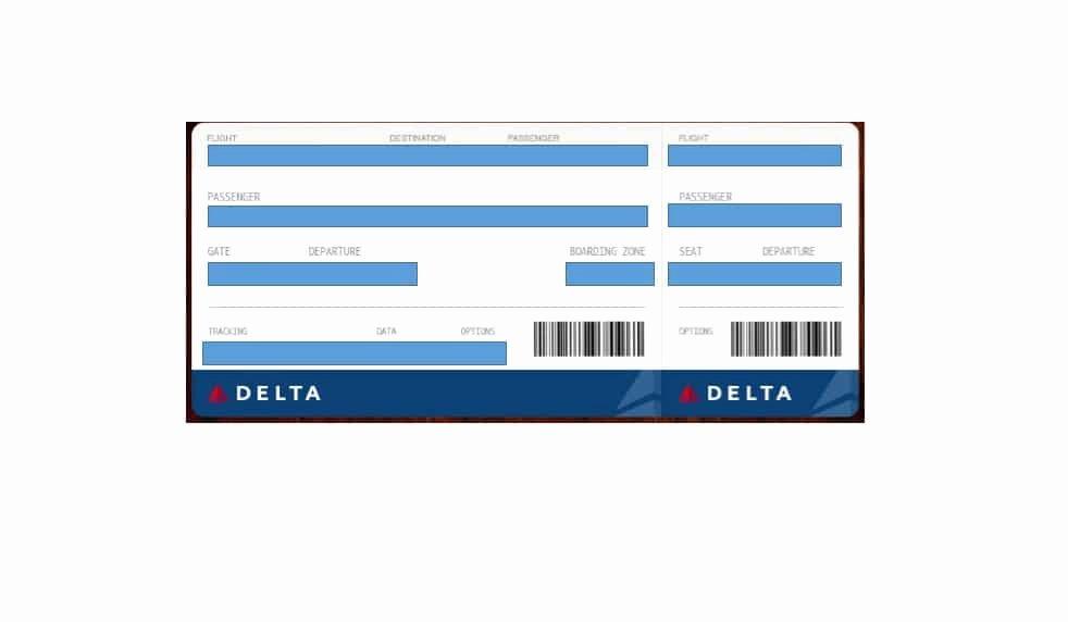 Fake Boarding Pass Template Fresh 16 Real & Fake Boarding Pass Templates Free Template Lab