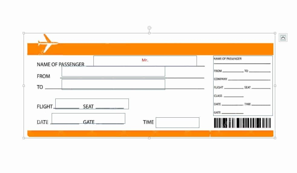 Fake Boarding Pass Template Luxury 16 Real & Fake Boarding Pass Templates Free Template Lab