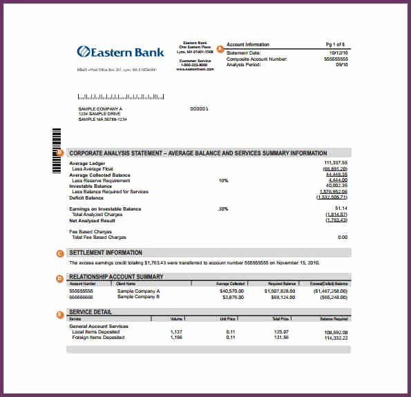 Fake Chase Bank Statement Template Unique Fake Chase Bank Statement Template