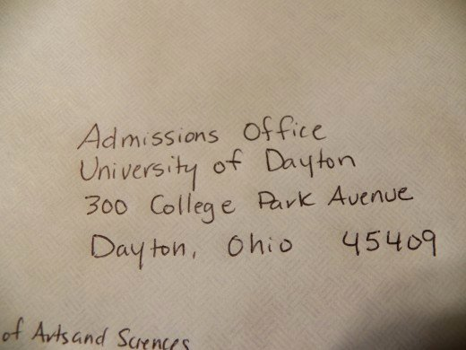 Fake College Acceptance Letter Maker Best Of How to Address Envelopes for College Re Mendation Letters