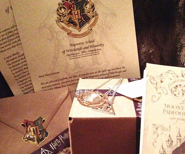 Fake College Acceptance Letter Maker Luxury Hogwarts Acceptance Letter Gift Box