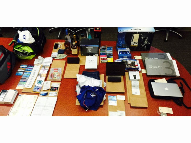 Fake Credit Report Generator Beautiful Alleged Credit Card Fraud Operation Hits Temecula Police Say