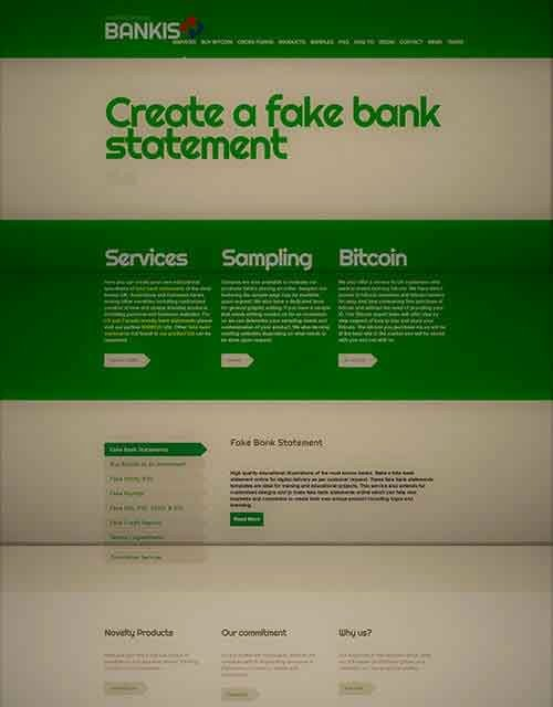 Fake Credit Report Generator Fresh Fake Bank Statements Utility Bills Credit Report Documents for Novelty