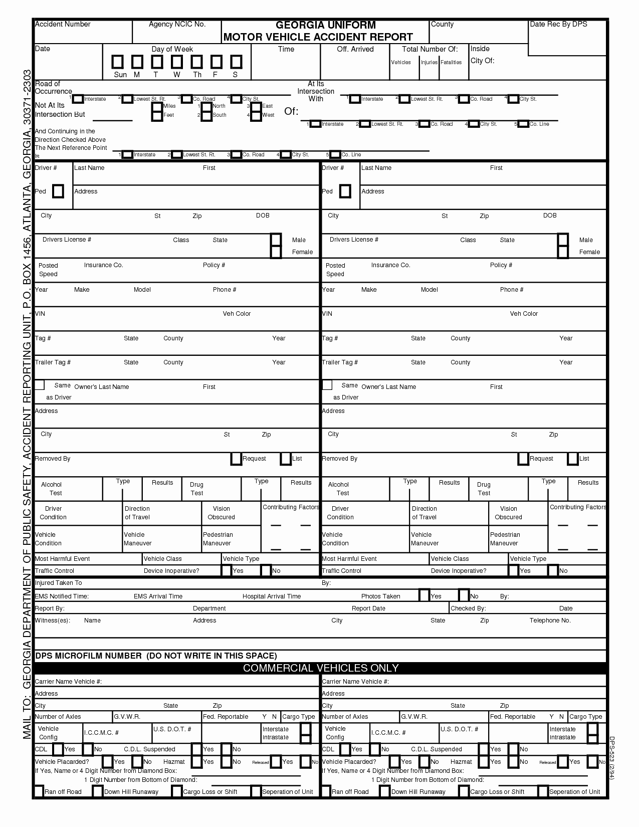 Fake Credit Report Template Luxury Fake Police Report Template 3 Fake Police Report Templatereport Template Document Report within