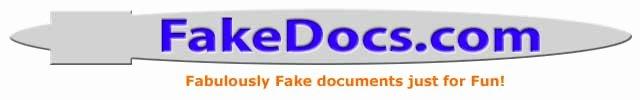 Fake Divorce Certificate Maker Inspirational Make Your Own Joke Divorce Certificate