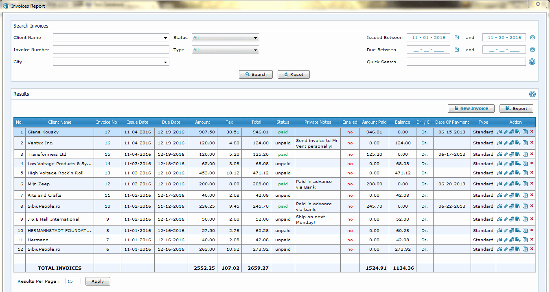Fake Medical Bills format Luxury Free Accounting software India