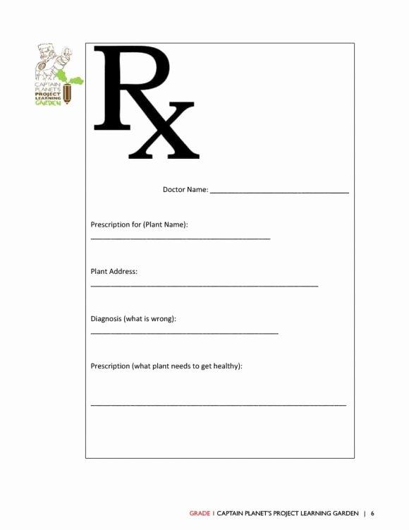 Fake Prescription Label Generator Awesome 32 Real & Fake Prescription Templates Printable Templates
