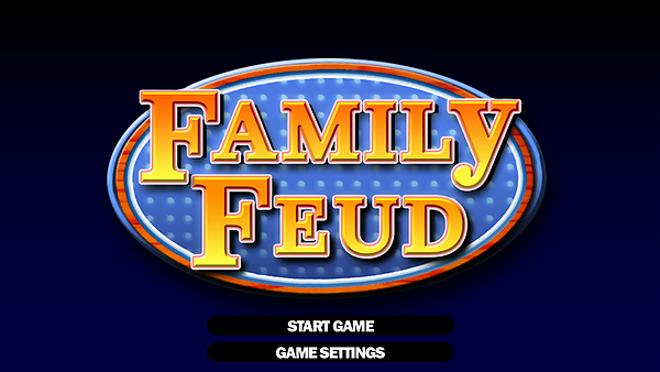 Family Feud Game Template Awesome Family Feud