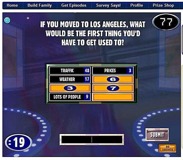 Family Feud Game Template Elegant Game Show Templates for Jeopardy Wheel Of fortune