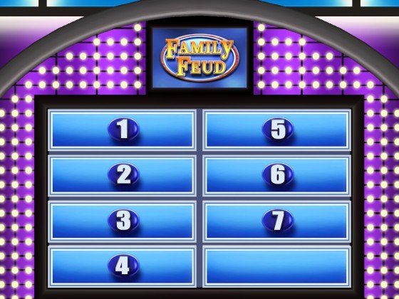Family Feud Game Template Fresh Tipb Picks Of the Week for December 10 2011