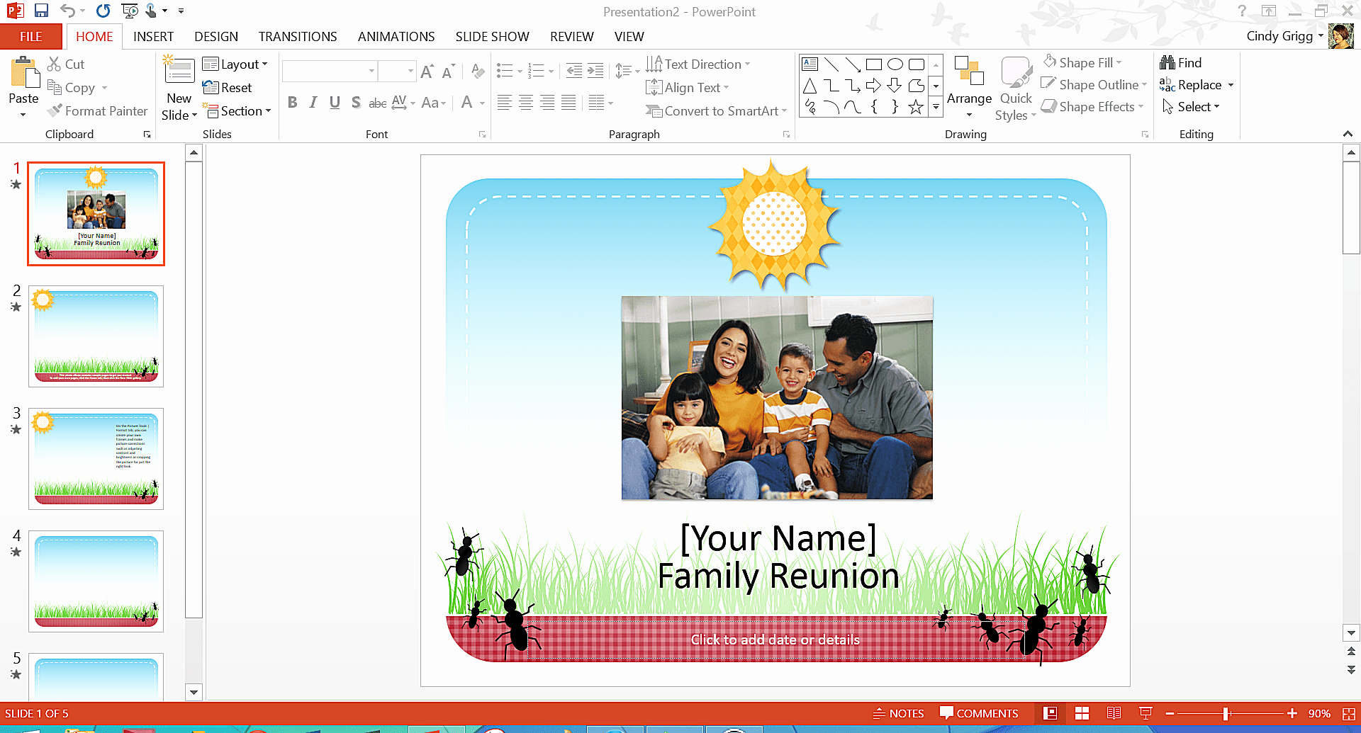 Family Reunion News Letter Inspirational the 11 Best Summer Templates for Microsoft
