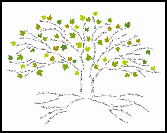 Family Tree Clip Art Templates Awesome 15 Amazing Family Tree Art Templates & Designs