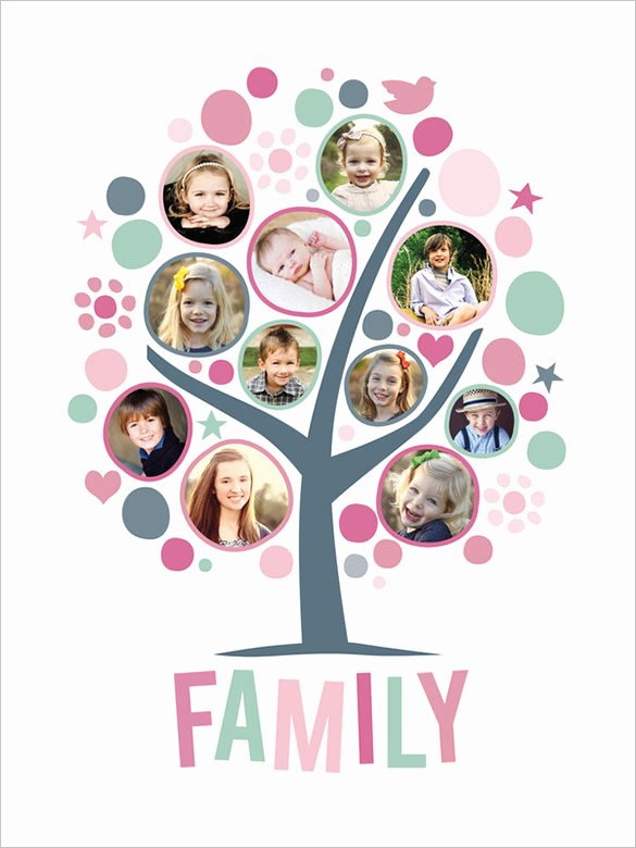 Family Tree Clip Art Templates Luxury 19 Amazing Family Tree Art Templates & Designs