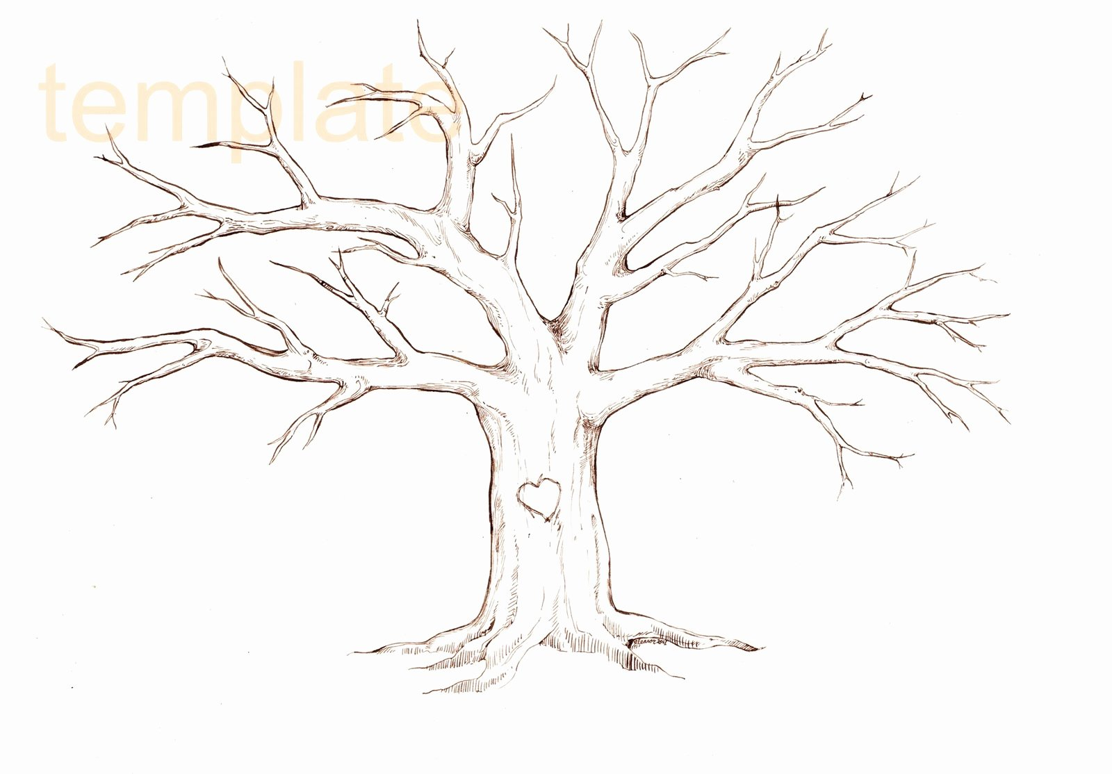 Family Tree Clip Art Templates New Free Family Tree Clipart Clipartix