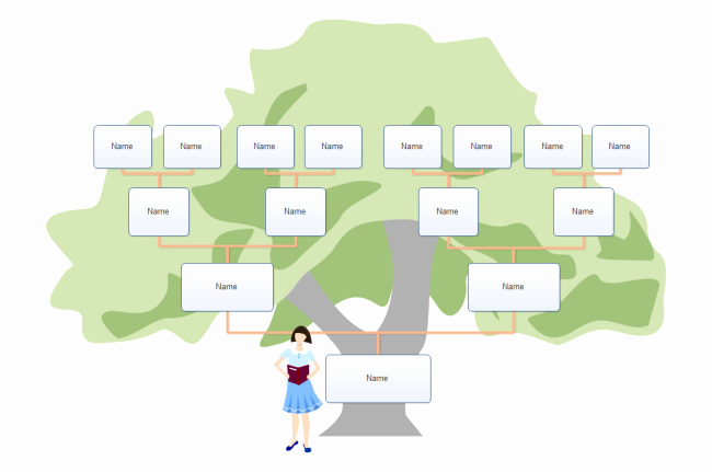 Family Tree Examples Images Best Of School Activity Build A Family Tree
