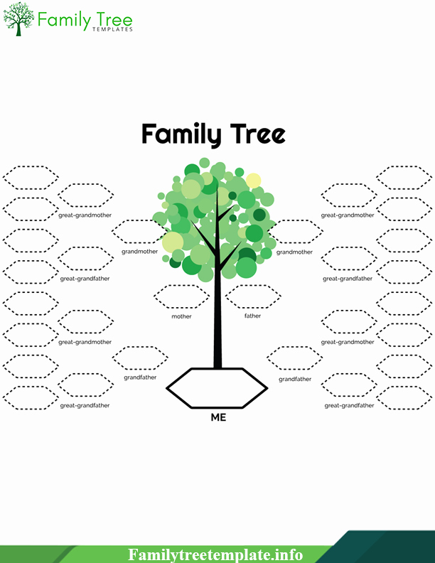 Family Tree Template Google Docs Luxury Family Tree Template
