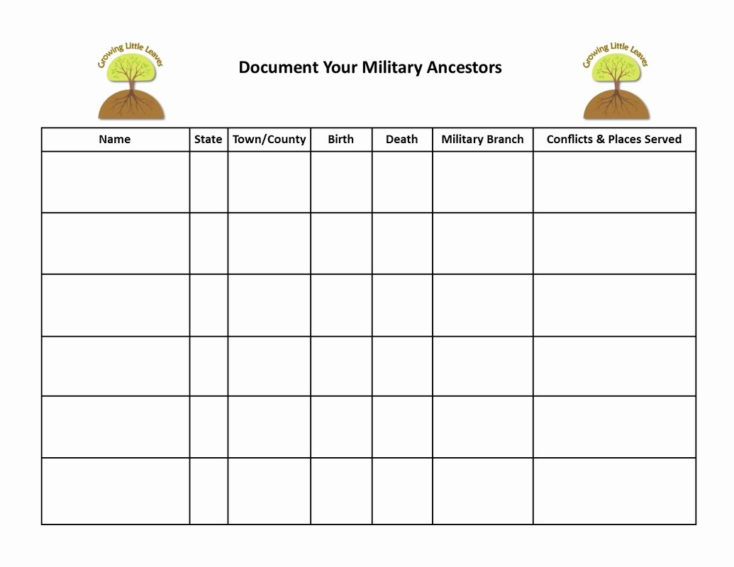 Family Tree Worksheet Pdf Luxury Printables Growing Little Leaves Genealogy for Children