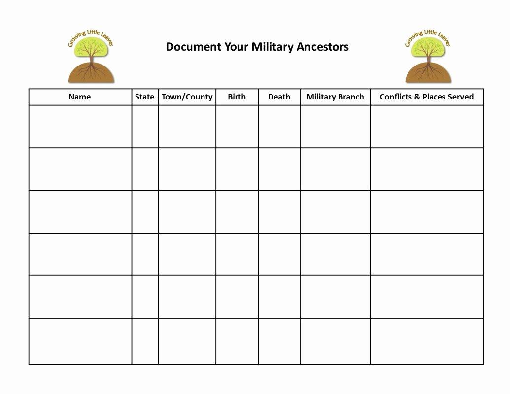 Family Tree Worksheet Pdf Luxury Printables Growing Little Leaves Genealogy for Children