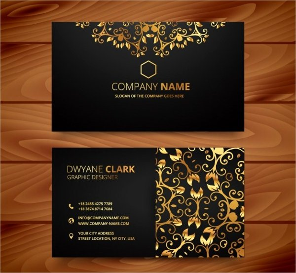 Fashion Design Business Cards Elegant 28 Fashion Business Card Templates Ai Word Pages