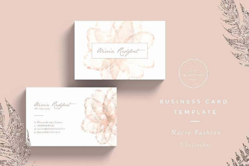 Fashion Design Business Cards Fresh 21 Fashion Business Card Templates Ai Word Psd