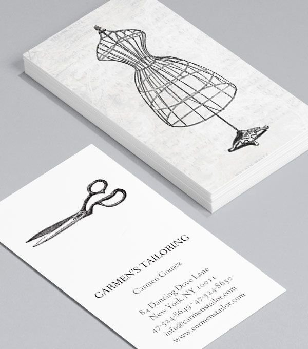 Fashion Design Business Cards Lovely Get Me to the Ball Business Cards for Fashion Designers and Professional Dressmakers Let