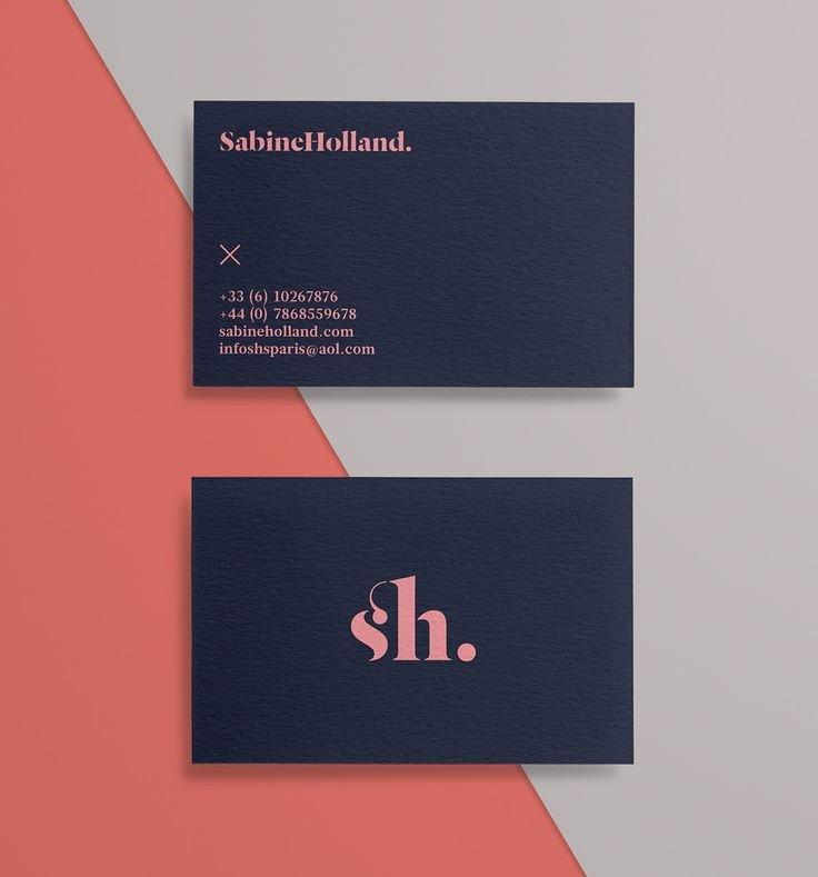 Fashion Design Business Cards Unique the 25 Best Fashion Business Cards Ideas On Pinterest