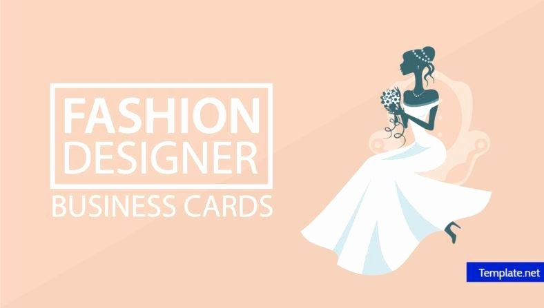 Fashion Designer Business Card Fresh 18 Fashion Designer Business Card Templates Ai Pages Word