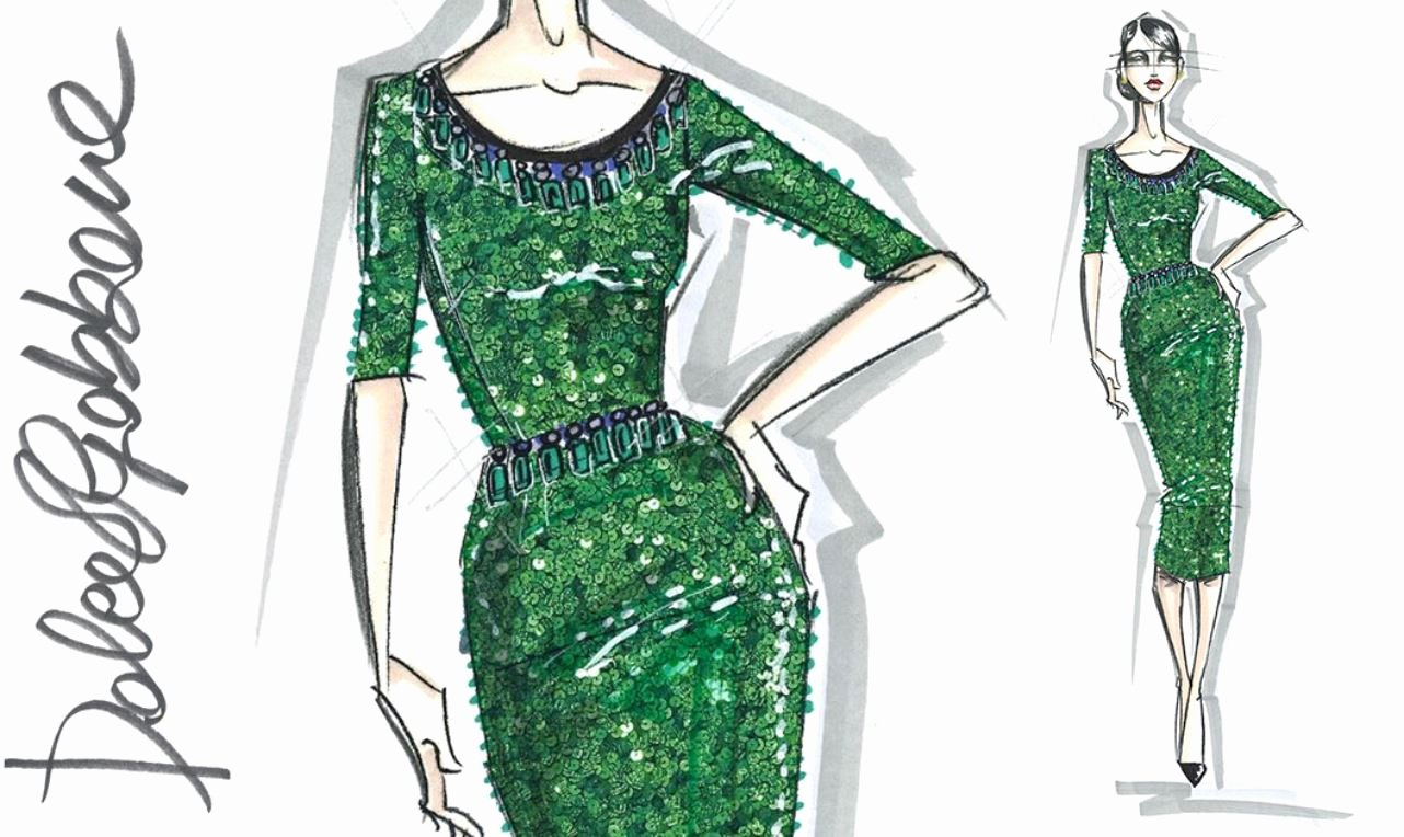 Fashion Designing Sketches Of Models New Fashion Design Sketches by World S top Fashion Designers