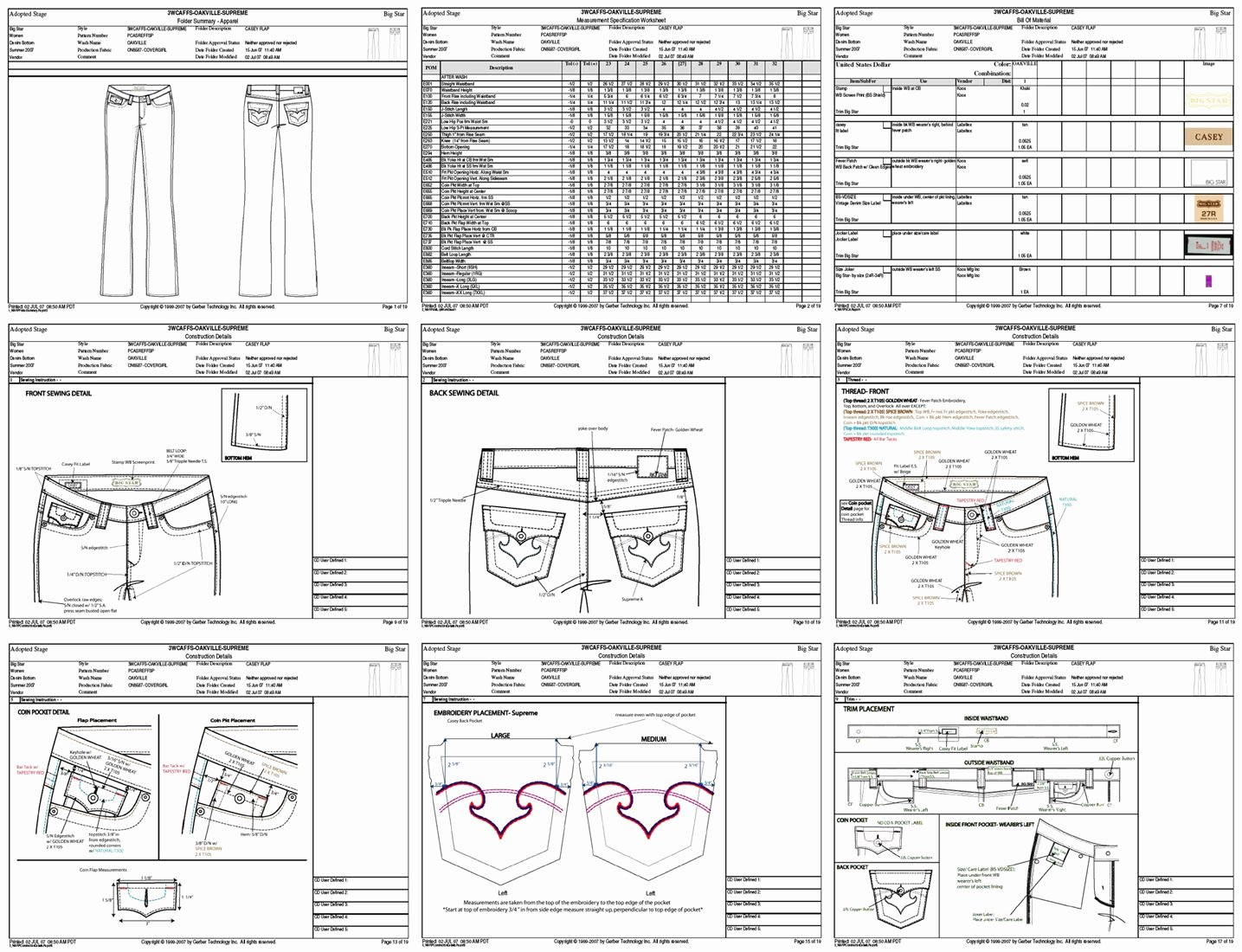 Fashion Line Sheet Template Unique Steps to Build Design Idea before Tech Pack Design