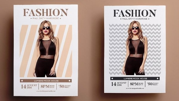 Fashion Show Flyer Template Free New 16 Fashion Show Flyer Templates In Word Psd Ai Eps Vector format
